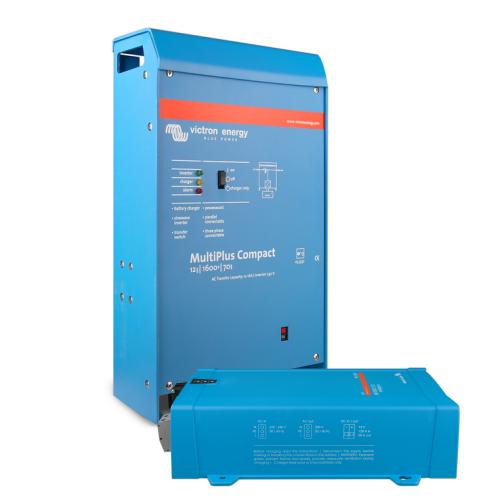 Kombigeräte Wechselrichter-Ladegeräte