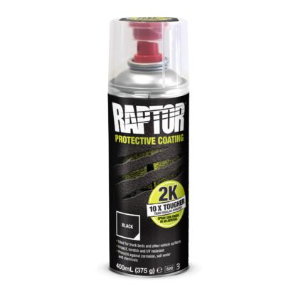 Raptor 2K Spray schwarz