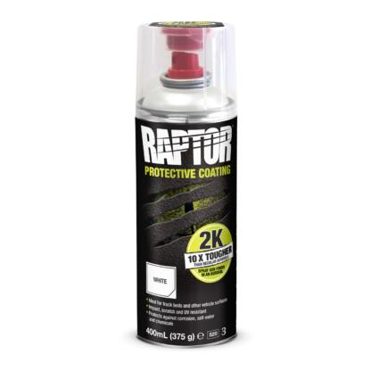 Raptor 2K Spray weiss