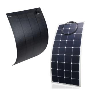 Flexible Solarpanel